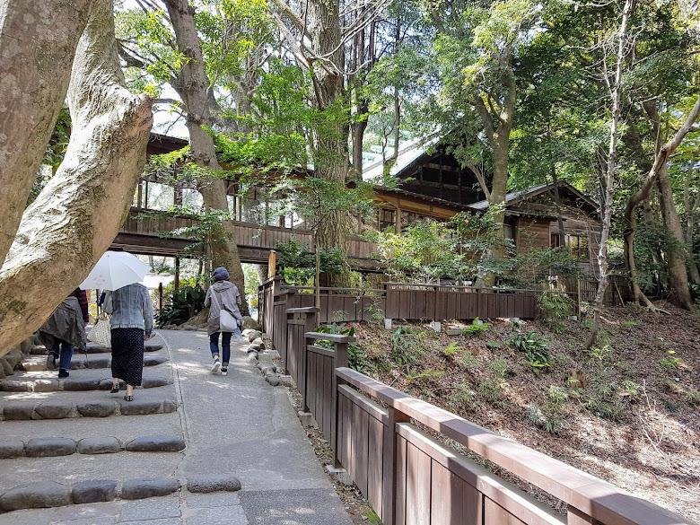 前往報徳二宮神社