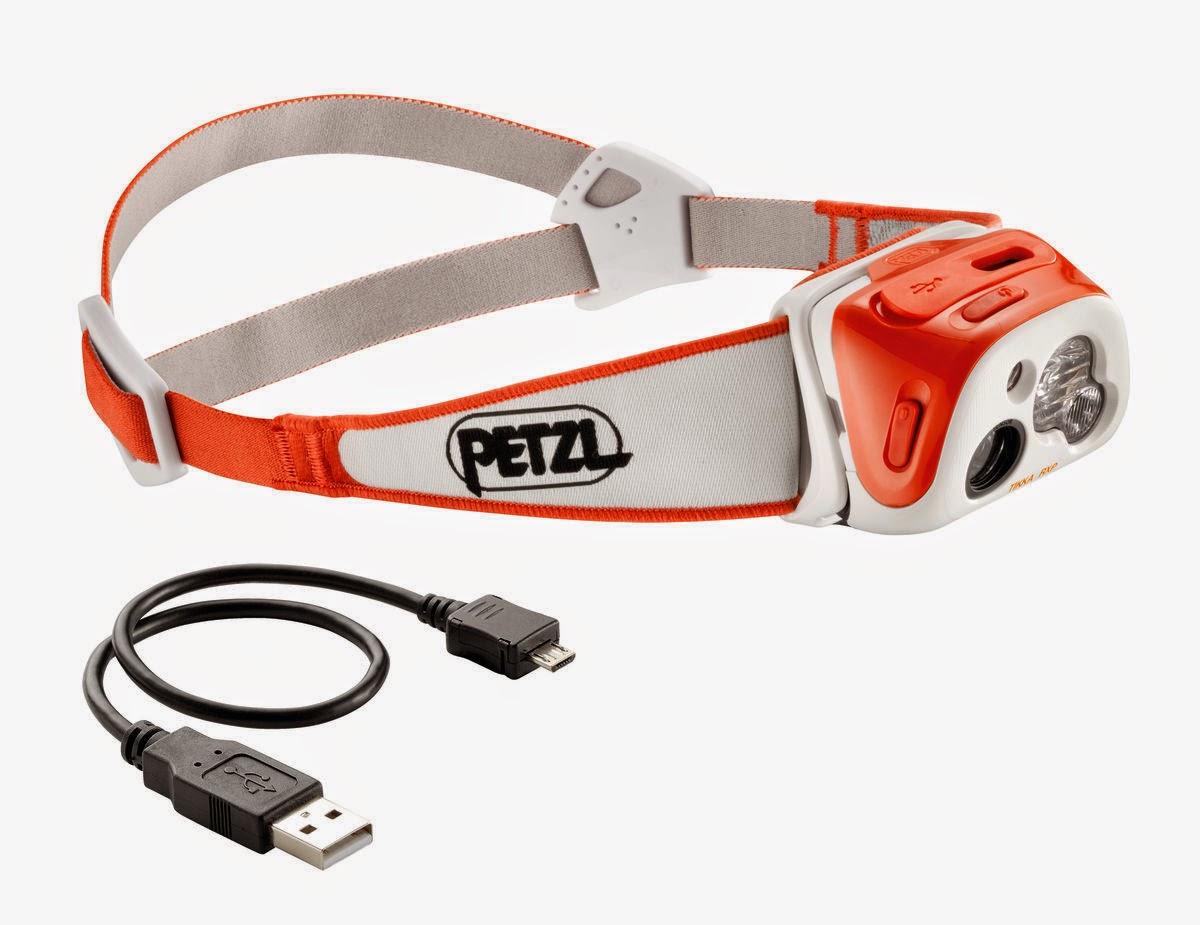 Rechargeable Headlamps Petzl Vs Black Diamond Appalachian
