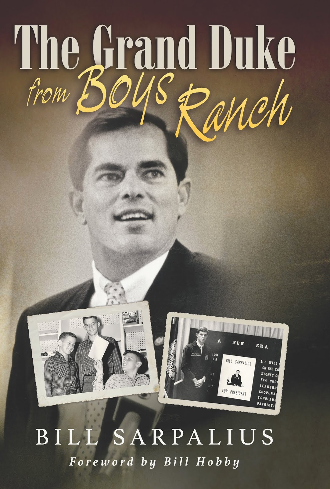 The Grand Duke from Boys Ranch book cover