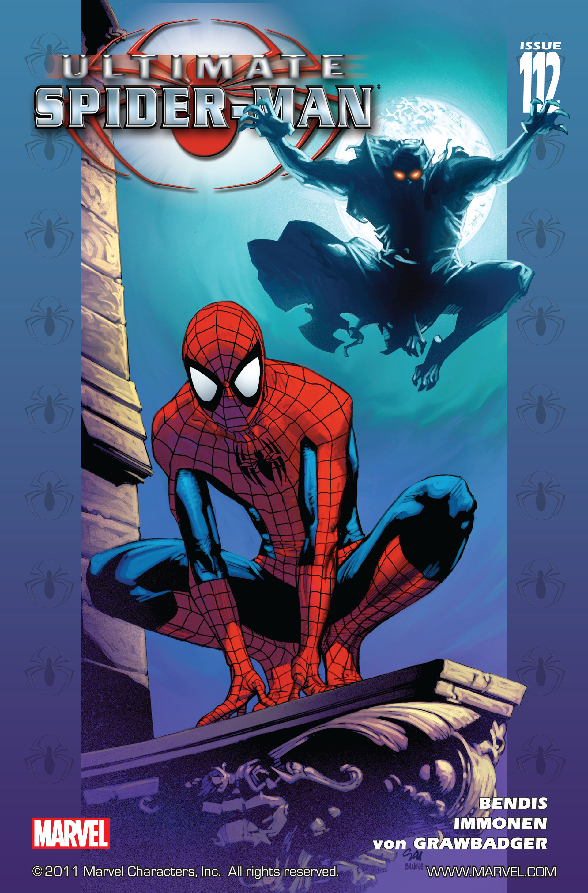 Read online Ultimate Spider-Man (2000) comic -  Issue #112 - 1