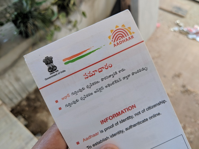 Aadhaar for New SIM Cards Was Never a Must Claim Telcos