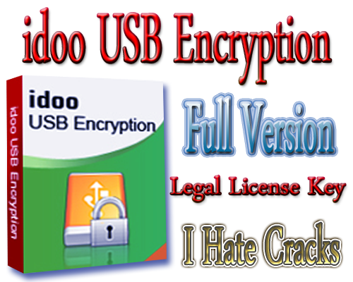 Get idoo USB Encryption 3.0 Free Full Version With Legal License Key