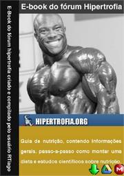 Hipertrofia Muscular - Exercícios, Nutrição, Dicas