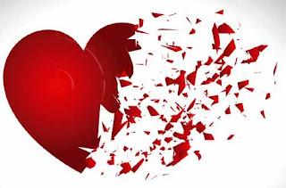 Texto poético sobre corazones rotos y viajes en Delorean