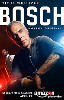 Bosch Season 3 Poster
