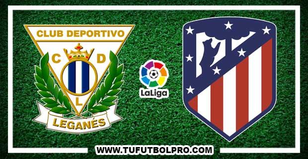 Ver Leganés vs Atlético Madrid EN VIVO Por Internet Hoy 30 de Septiembre 2017