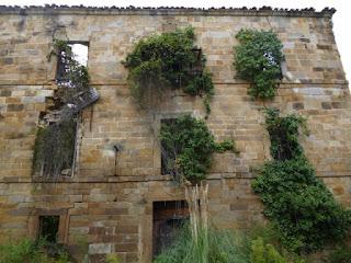 Palacio de Urrutia. Conjunto monumental de La Mella