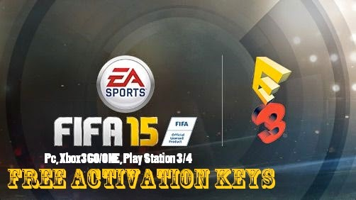 fifa 15 product key