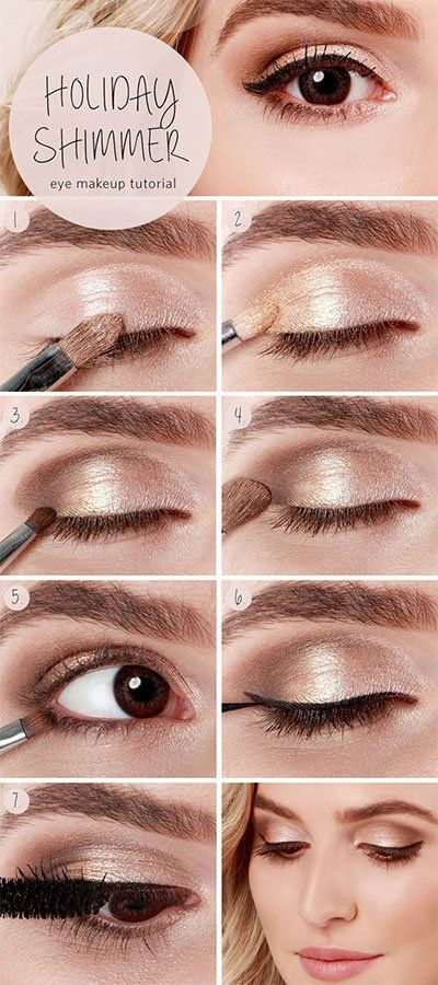 14 Eyeshadow Hacks All Brown-Eyed Girls Won't Be Able to Live Without