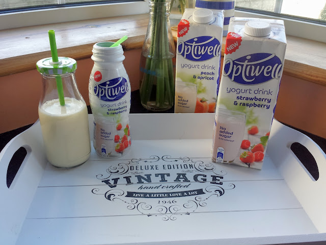 New Optiwell Yogurt Drink