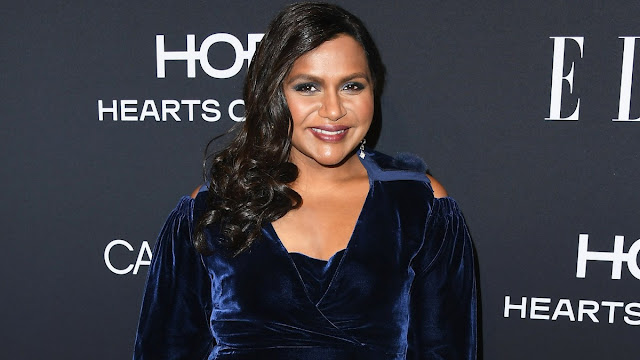 Mindy Kaling attends the 25th Annual ELLE Women in Hollywood Celebration at Four Seasons Hotel Los Angeles at Beverly Hills on October 15, 2018 in Los Angeles, California.