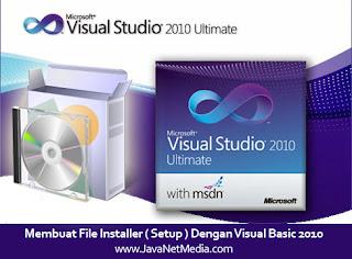 Membuat File Setup / Installer Dengan VB .Net 2010