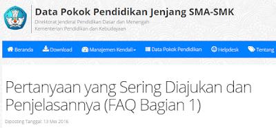 gambar web dapodikmen