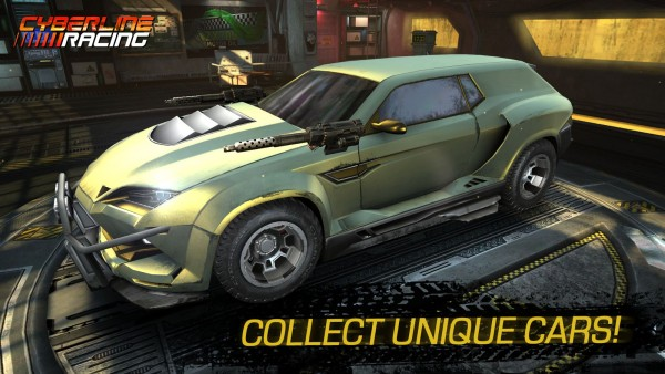 Cyberline Racing Apk