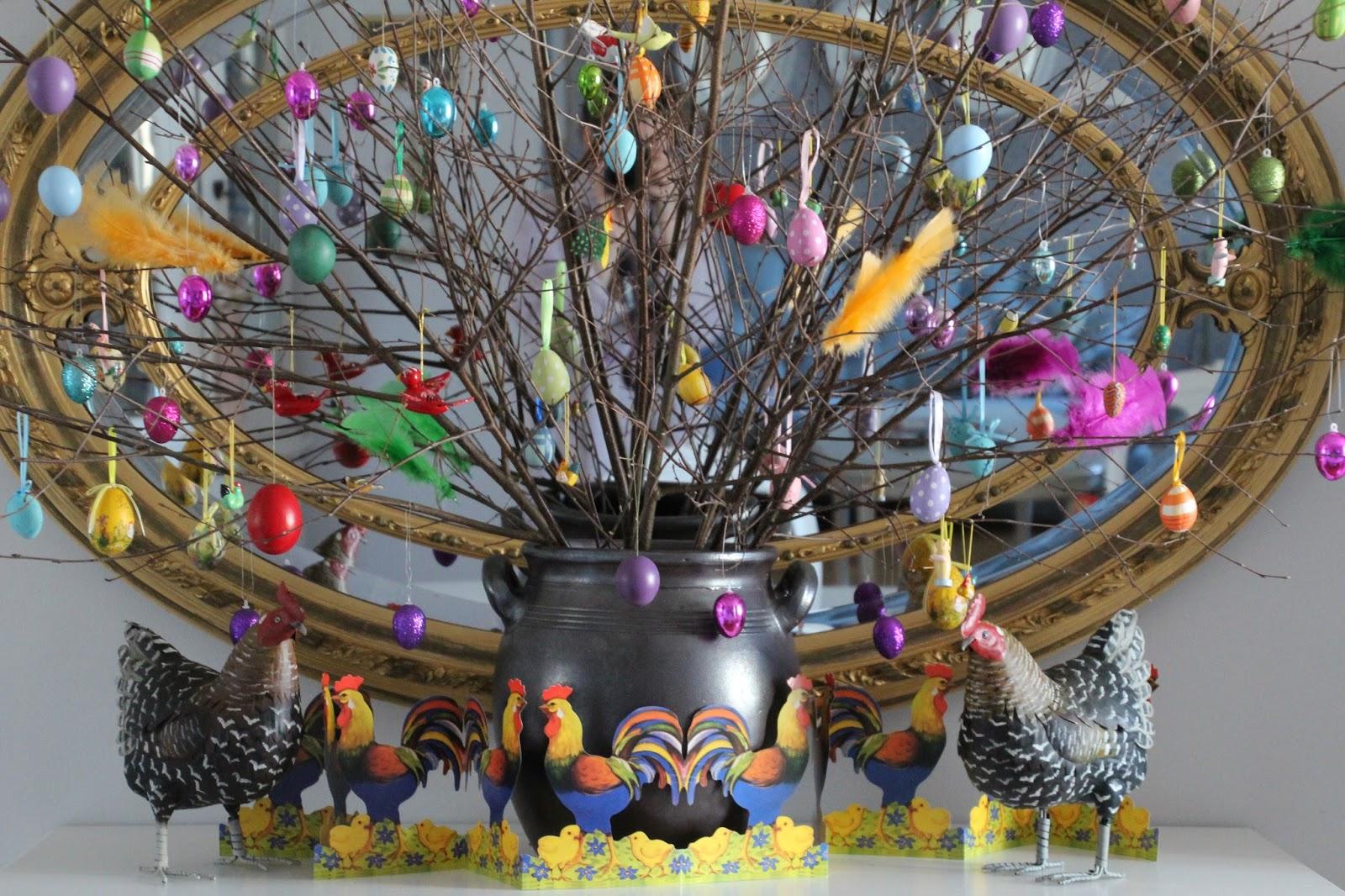 Julen varar fram till påska?