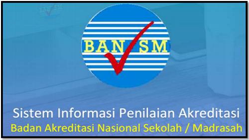 Panduan Cara Login Aplikasi Akreditasi Sekolah SD SMP SMA SMK Terbaru