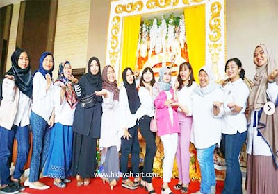 Purbasari Influencer Academy Semarang