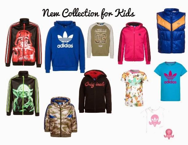 152a9d70ca60 Nya Barn Kollectionen från Adidas för Kids Fashion