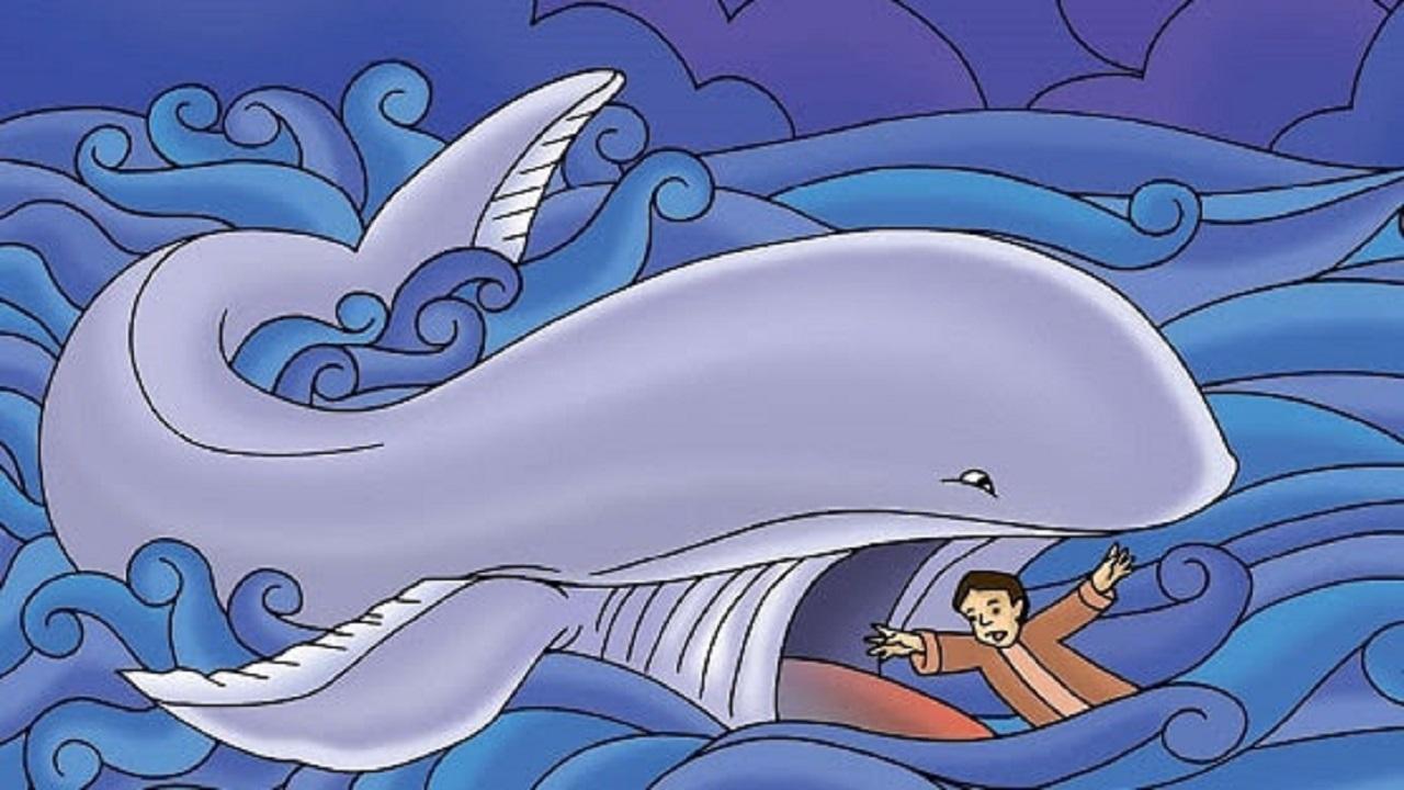 Kisah Nabi Yunus dengan Ikan Paus