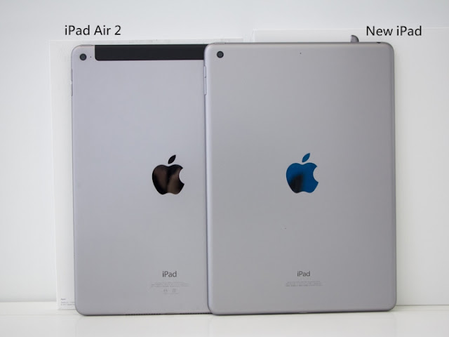 New iPad(2017)開箱