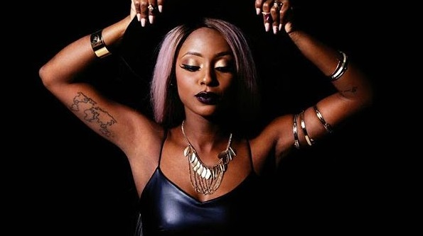 Vanessa Mdee - Floating On a wave (Money Monday's Album)
