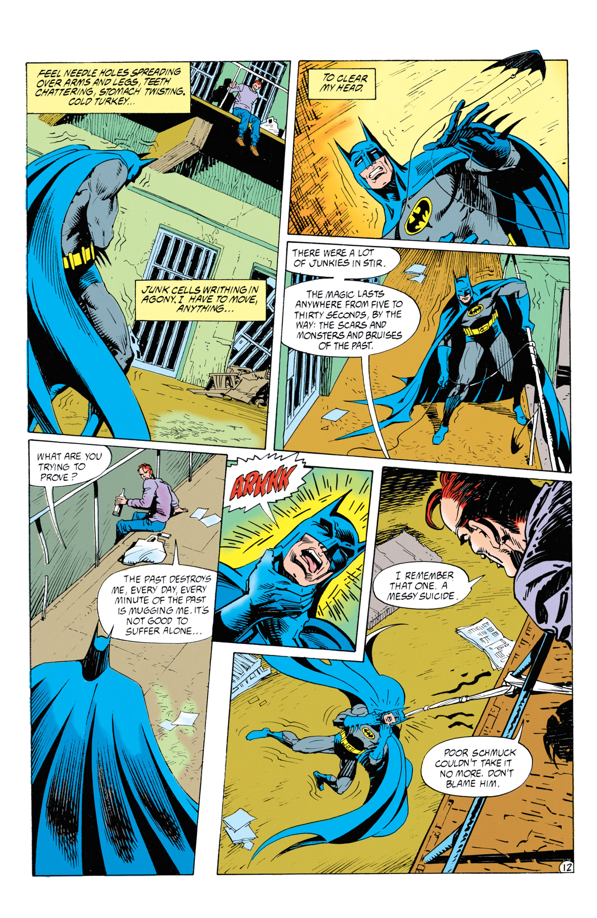 Detective Comics (1937) 629 Page 12