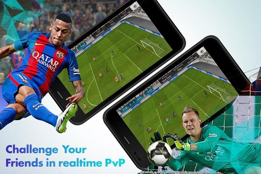 PES2017 - Pro Evolution Soccer apk unlocked all League and Features