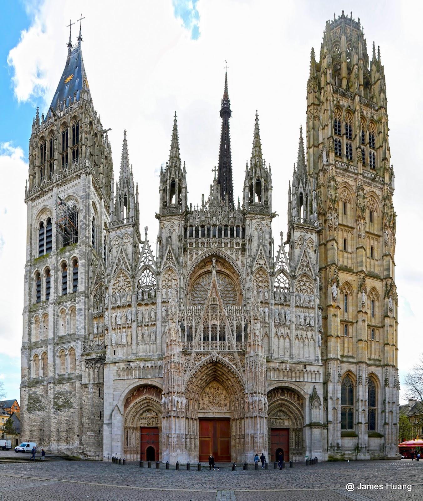 Tour From Paris To Rouen