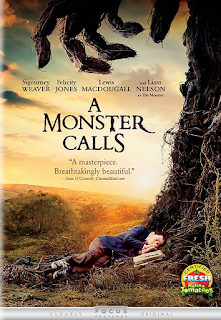 A Monster Calls [2016] [DVD5] [Latino]