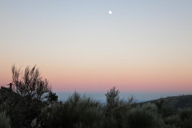 スペーイン、ラリーたでの日の出の写真
