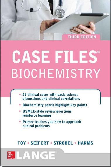 Case Files Biochemistry 3rd Edition (2015) [EPUB]