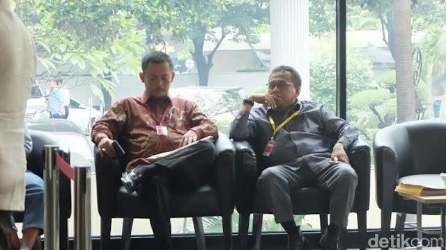 Penuhi Panggilan KPK, M Taufik: Saya Nggak Pernah Berhubungan dengan Agung Sedayu