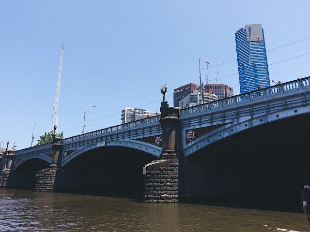 プリンセス橋(Princes Bridge)