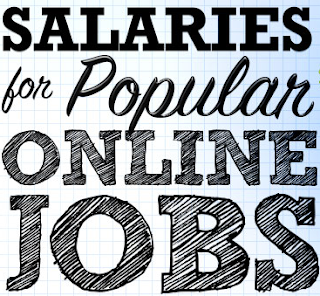 Highest Online Jobs Salaries