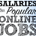 Popular Online IT Jobs Per Hour Highest Salaries for Freelancers