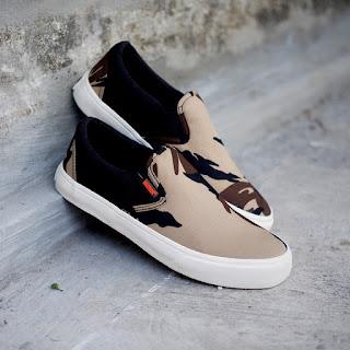 Sepatu Warrior Avatar