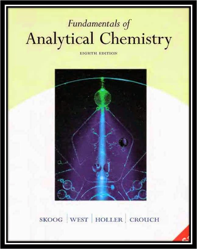 fundamentals of analytical chemistry 8th edition pdf download