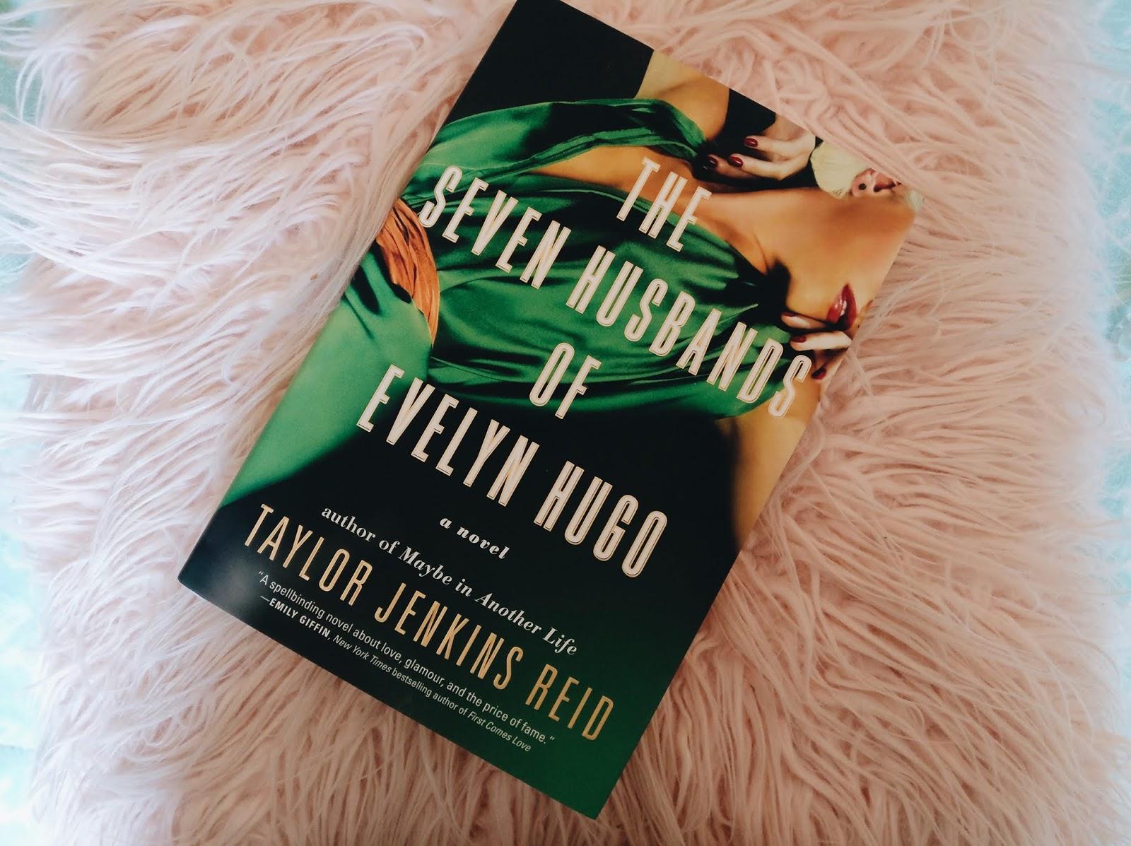 Reseña The Seven Husbands Of Evelyn Hugo Taylor Jenkins Reid Mundos Infinitos