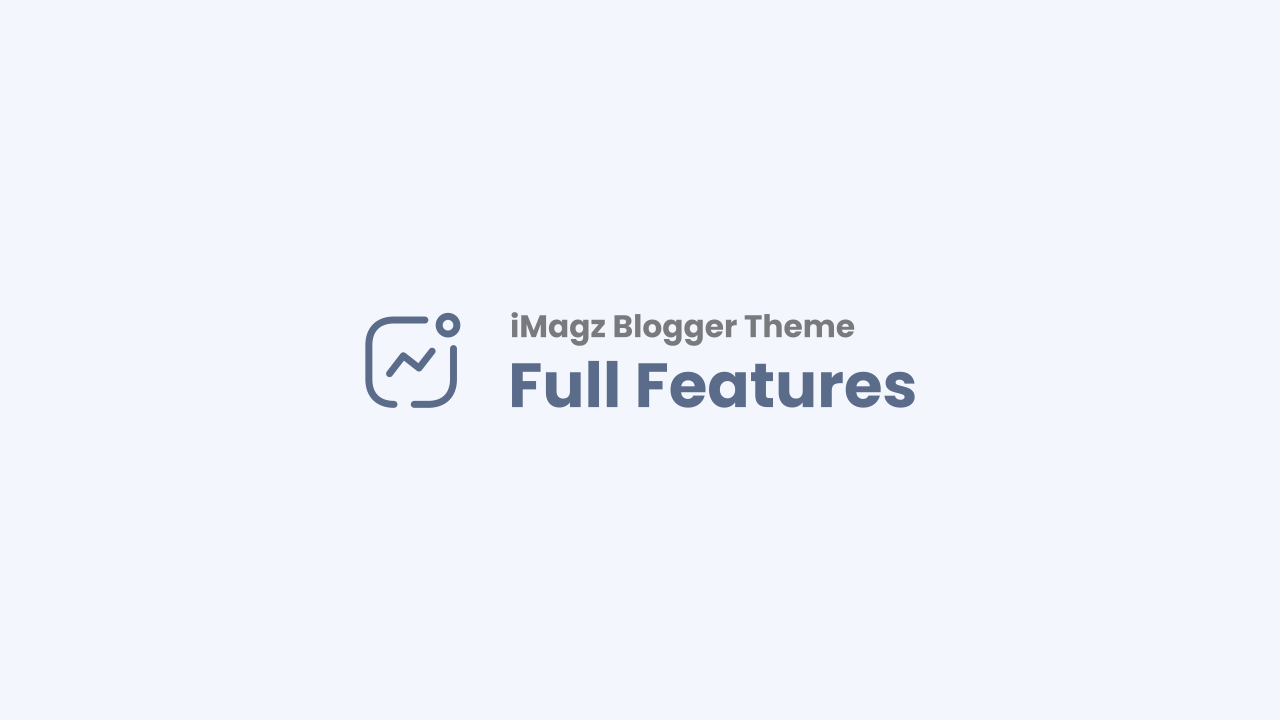 A Complete List of Features in iMagz Theme