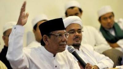 Tulisan KH Hasyim Muzadi Tentang Kisah Haji Yang Ditulis Sebelum Wafat Ini Bikin Air Mata Meleleh