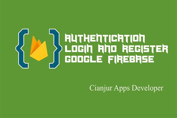 Cara Mereset Kata Sandi Email dengan Firebase Authentication