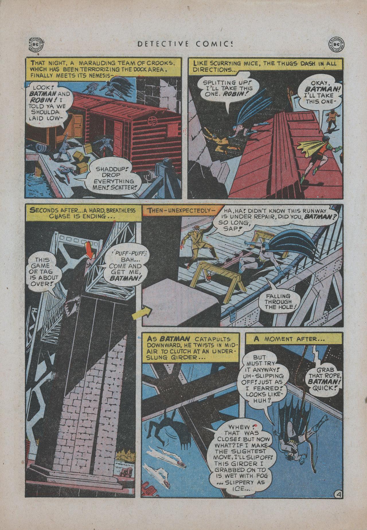 Detective Comics (1937) 151 Page 5
