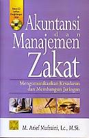 toko buku rahma: buku AKUNTANSI DAN MANAJEMEN ZAKAT, pengarang arief mufraini, penerbit kencana