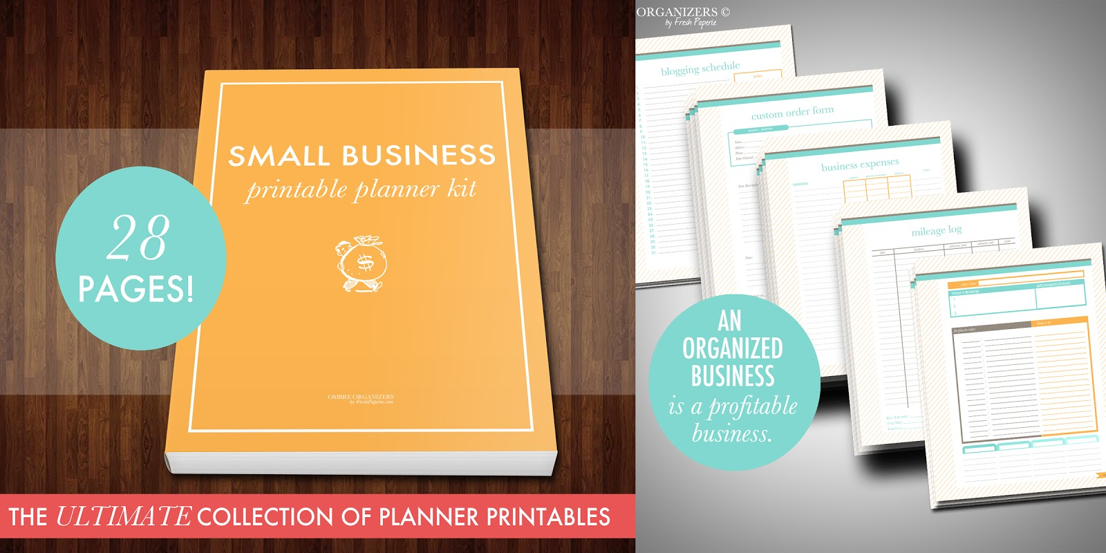 Small business planners