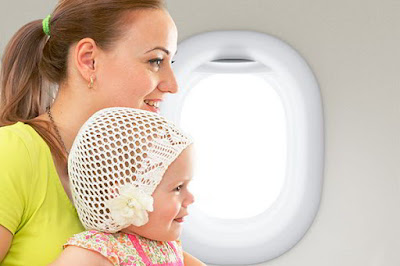 How to Make Flying With a Baby Less Stressful
