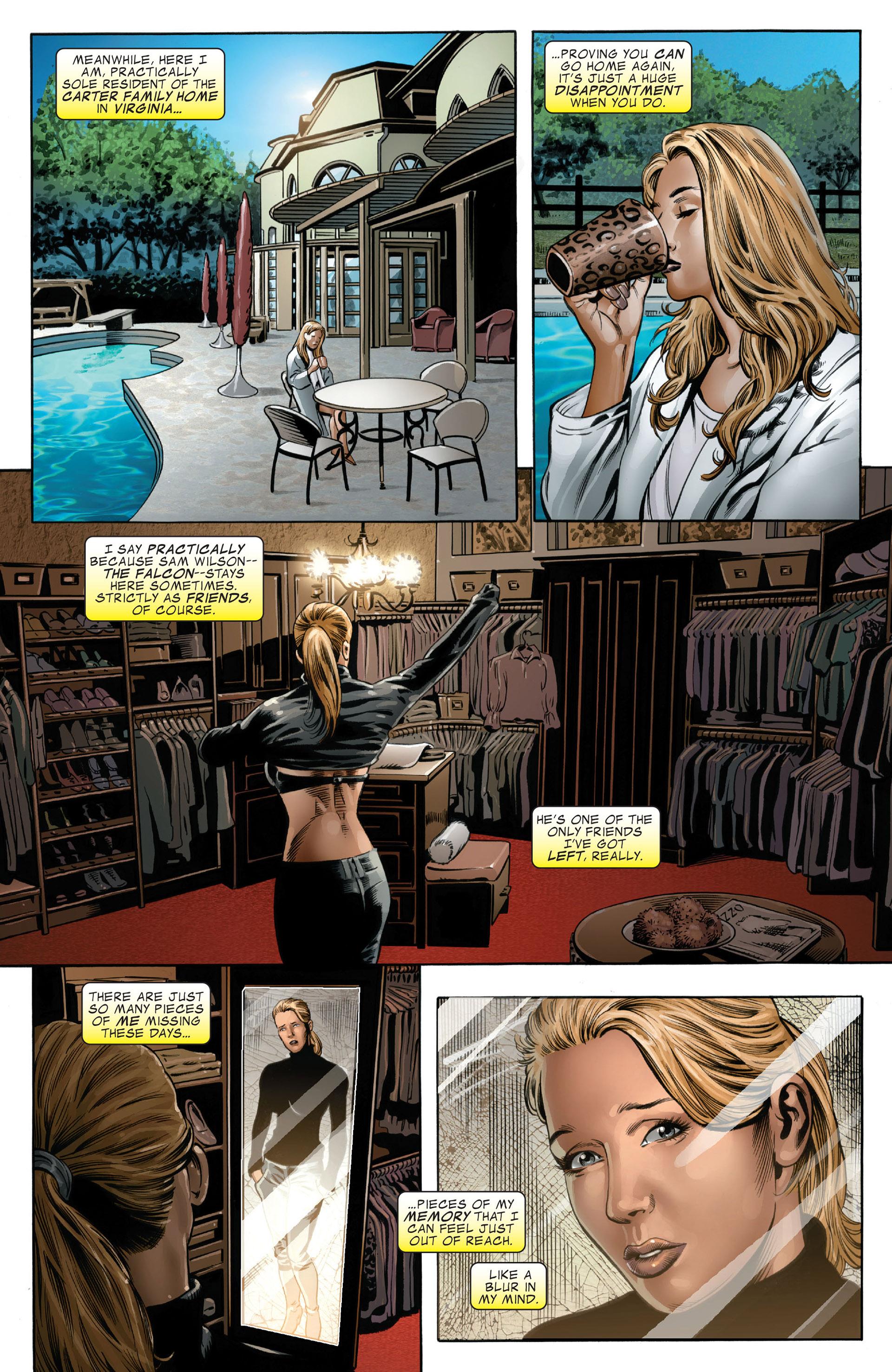 Read online Captain America (2005) comic -  Issue #49 - 7