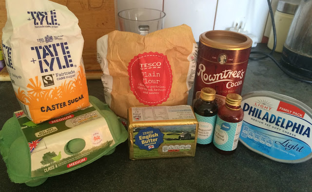 picture of ingredients required for the recipe