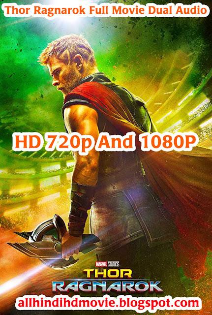 Thor Ragnarok Full Movie Dual Audio Download