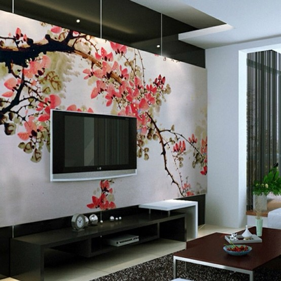 Creative Wall Decorations Ideas For Living Room With Elegant Style