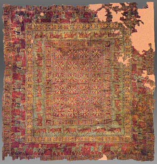 A History Of Needle Punch Rug Making